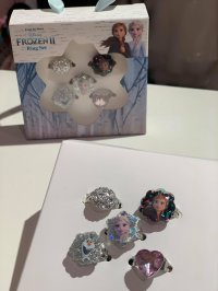 #13710 Frozen 5 ring set