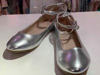 #12829 size: 38 Sliver color shoes