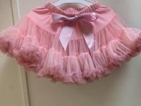 #12201 size: 1-2/3-4/5-6/7-8 yrs Gradient pink purple tutu skirt