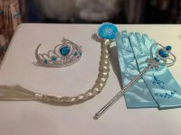 #12580 Elsa princess set