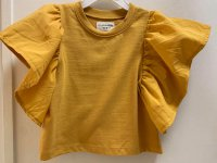 #12247 size: 4-5/5-6yrs Earthy yellow color top