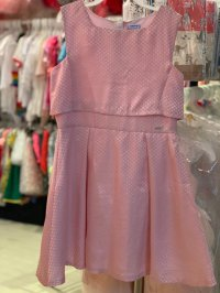 #10946 size:12/14/16/18 yrs Pink Party Dress